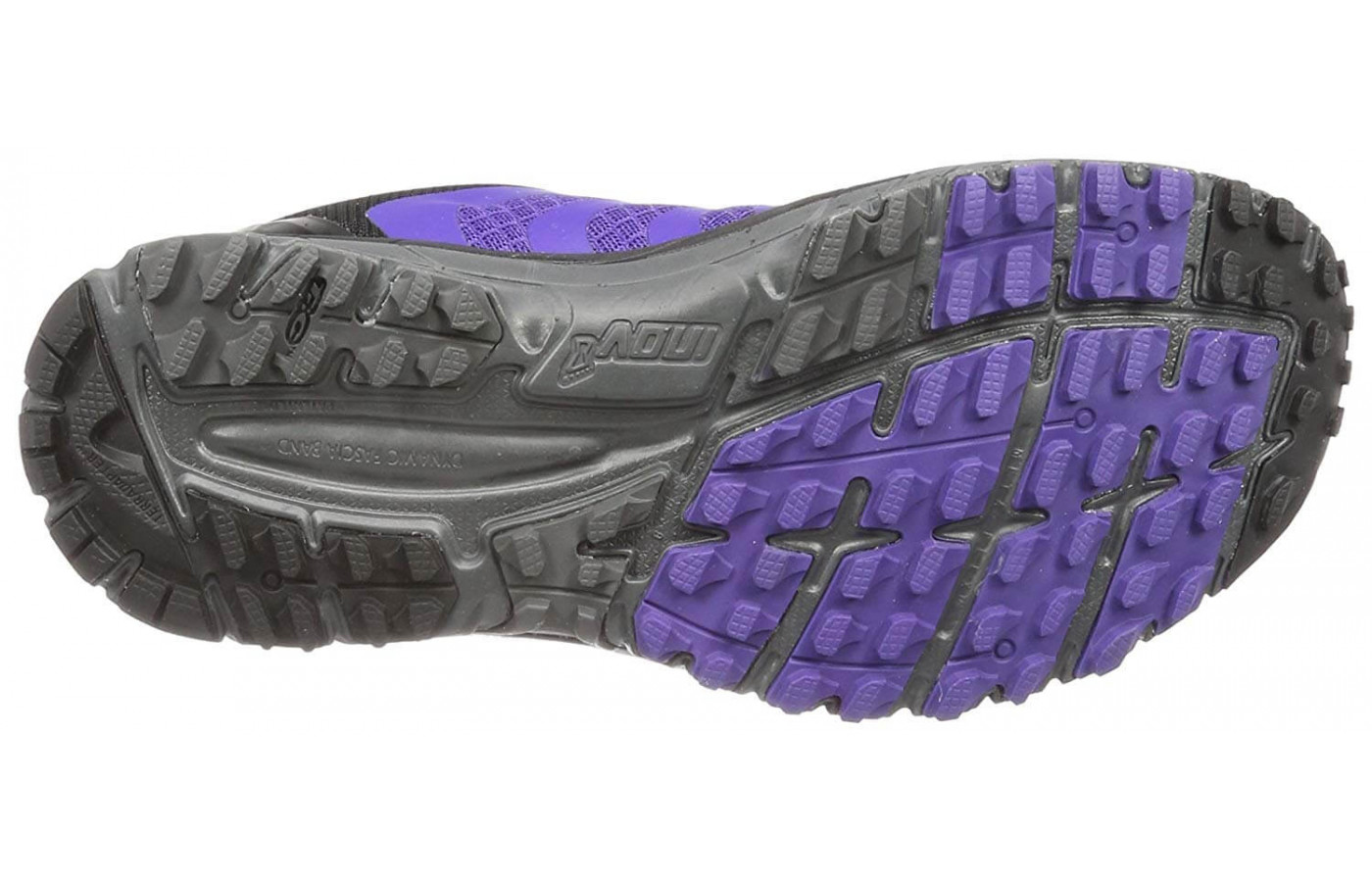 Its Tri-C outsole enables the Parkclaw 275 to maintain solid traction even in wet conditions