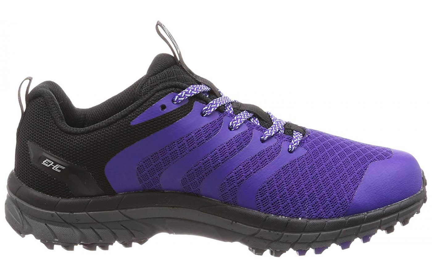 The Parkclaw 275's PowerFlow+ midsole provides a higher level of cushioning and responsiveness.