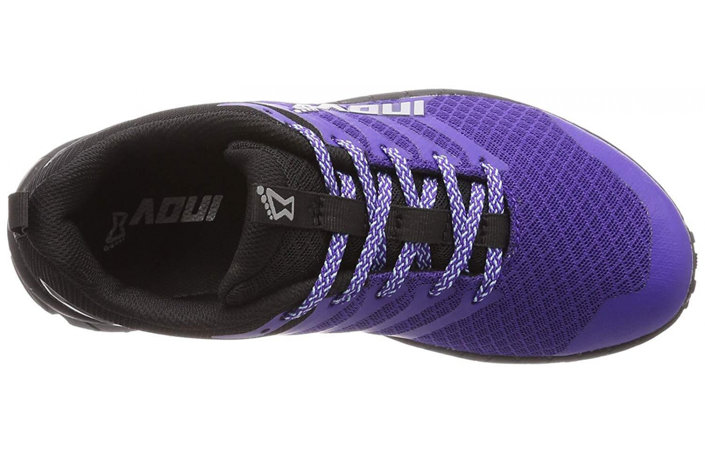 The Parkclaw 275's Protective Mesh upper shields the foot from trail debris