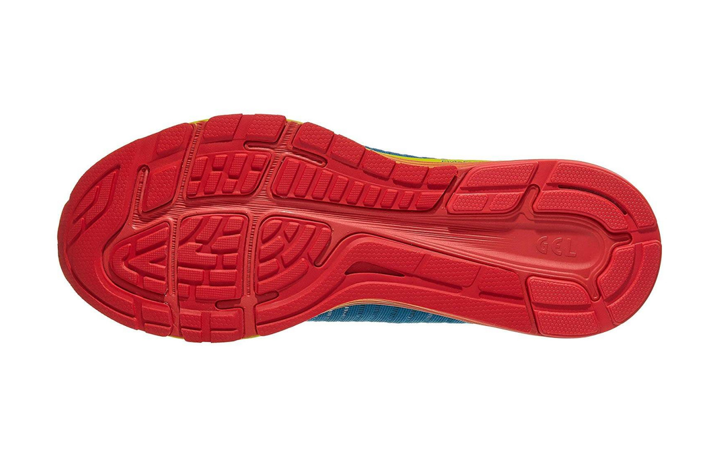 AHAR comprises the Dynaflyte 3's outsole