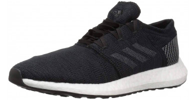 An in depth review of the Adidas Pureboost Go responsive running shoe.
