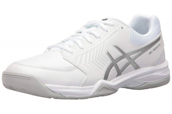 An in depth review of the Asics Gel Dedicate 5 entry level tennis shoe.