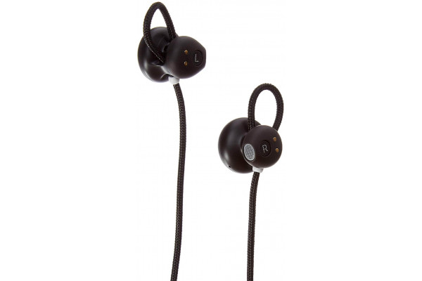 The Google Pixel Buds are great earbuds because you can also use google assistant with them.