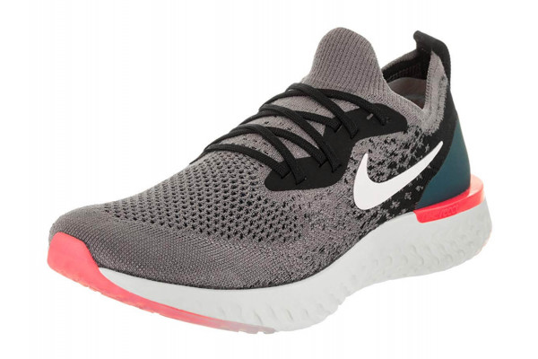Technologically advanced React Foam midsole and Lightweight Flyknit upper make these sneakers a solid choice.