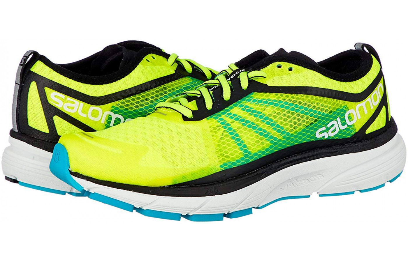 Salomon Sonic RA Max left right