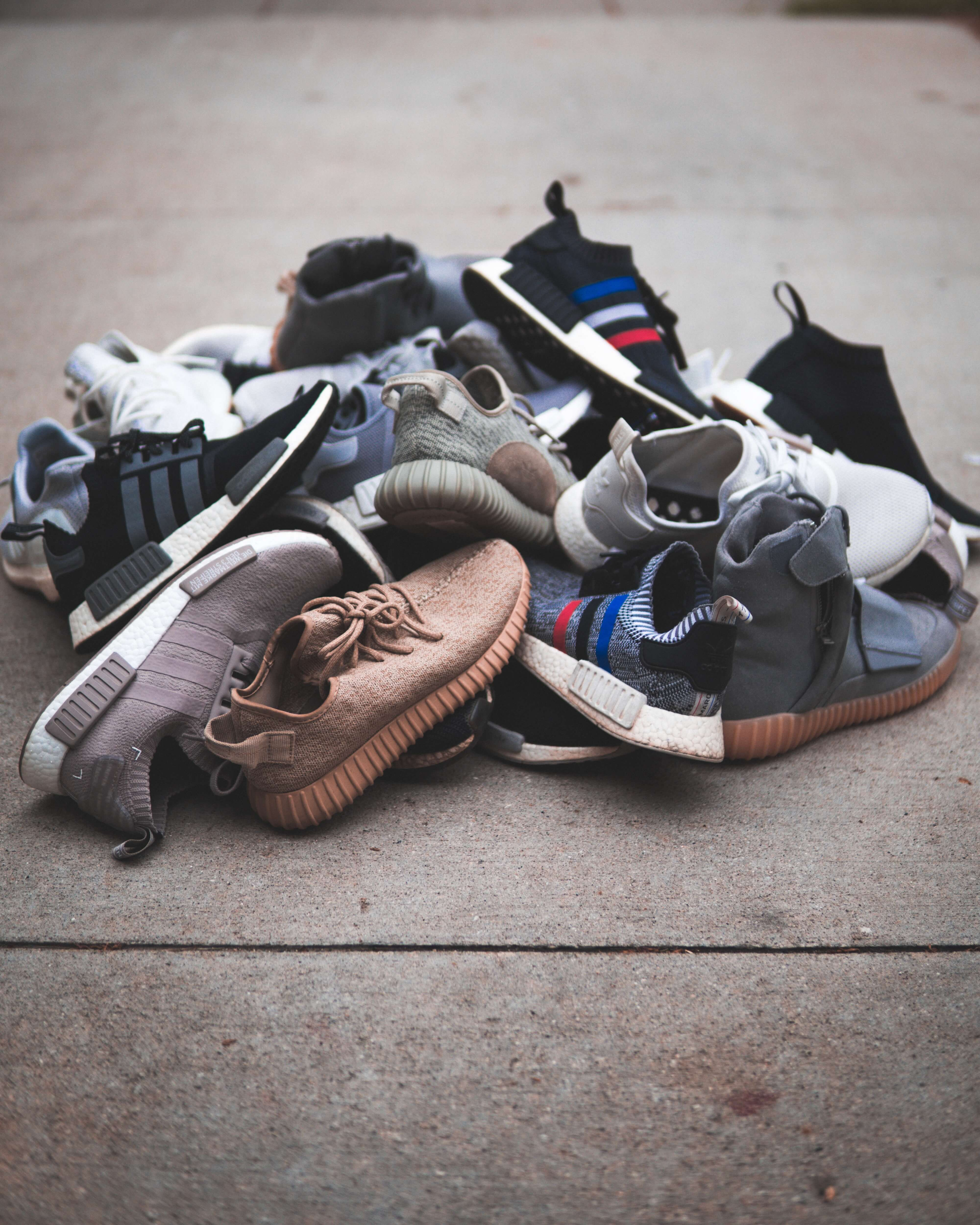 Nike's Reuse A Shoe Program Wants Your Old Running Shoes