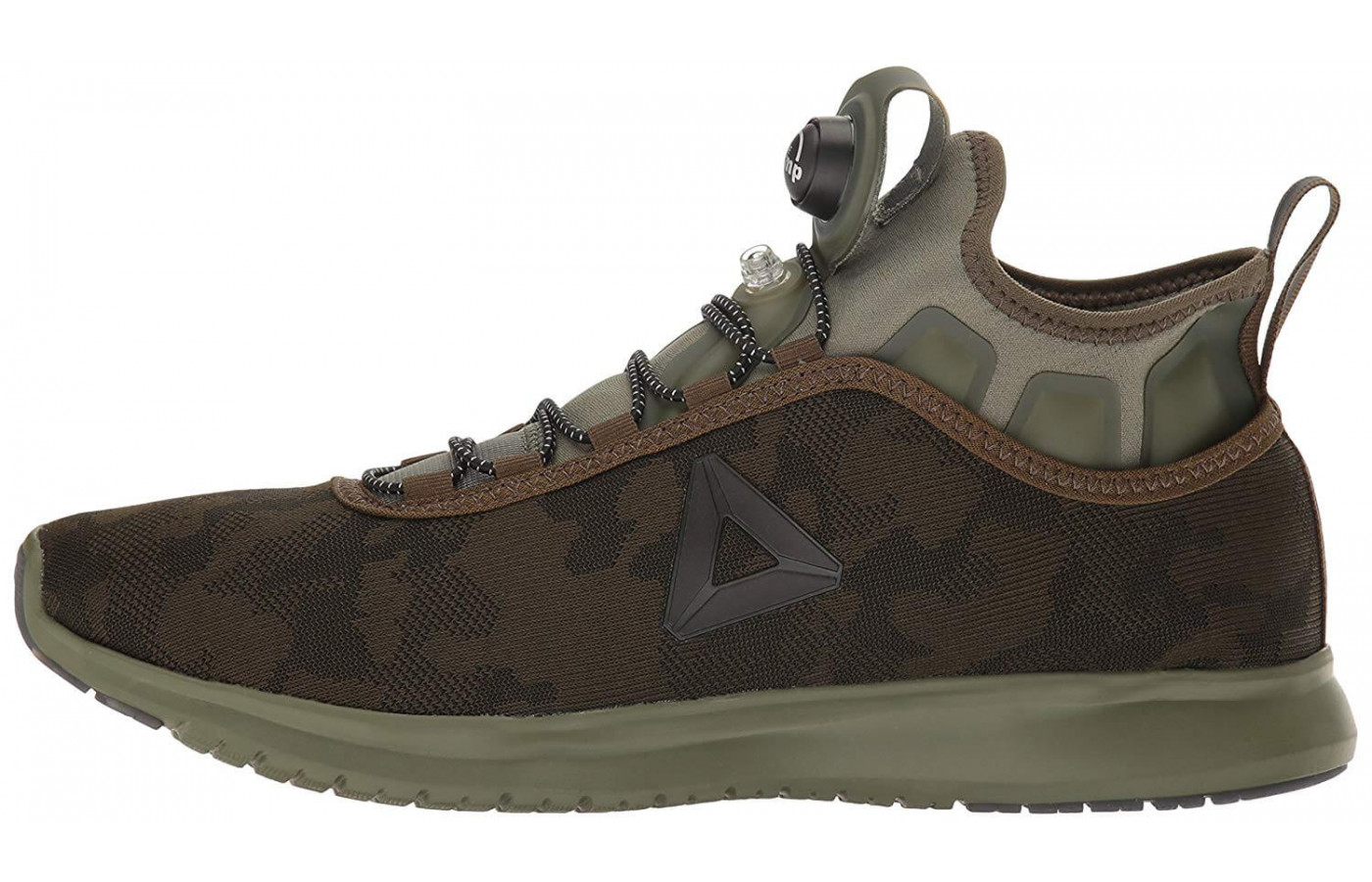 2e284632744f The Pump Plus Camo is only available in four neutral colorways  The shoe s  Pump Plus technology gives a more supportive and stable wear  A dual  density ...