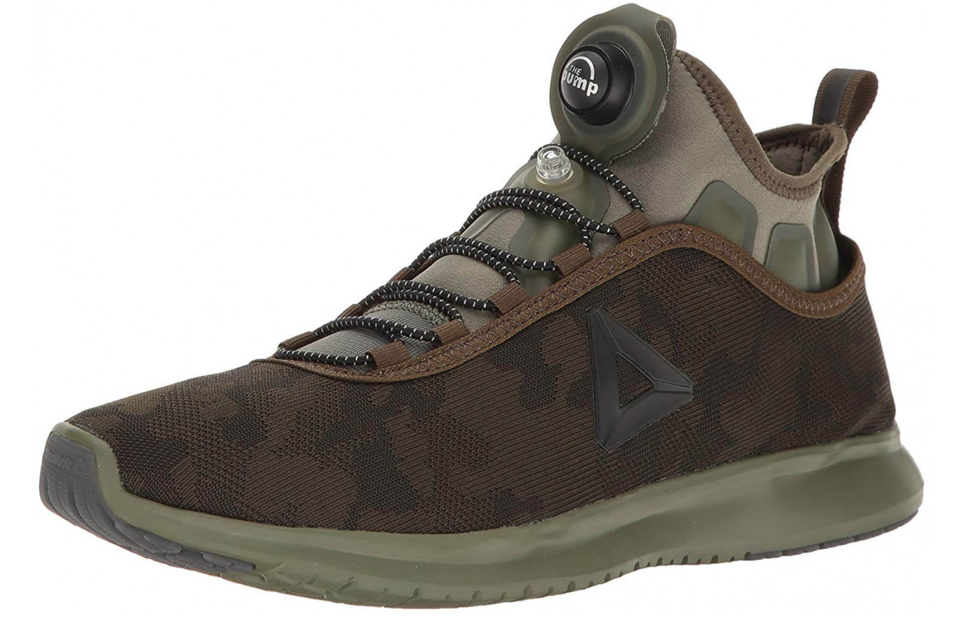 7f495be92881 The Pump Plus Camo is only available in four neutral colorways  The shoe s  ...