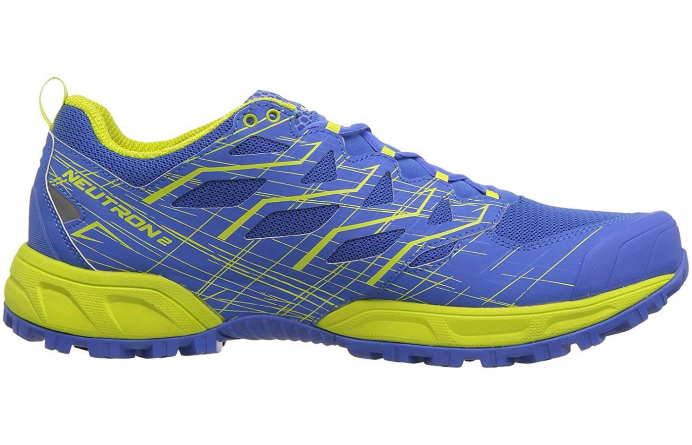 Along with its midsole, the Neuron 2 also has a H-EVA plate for cushioning.