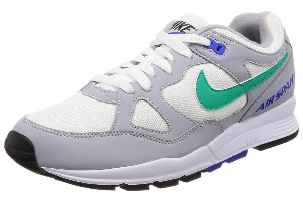 An in depth review of the Nike Air Span 2 retro-looking lifestyle and running shoe.