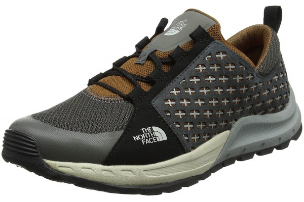 An in depth review of the The North Face Mountain Sneaker hiking shoe.