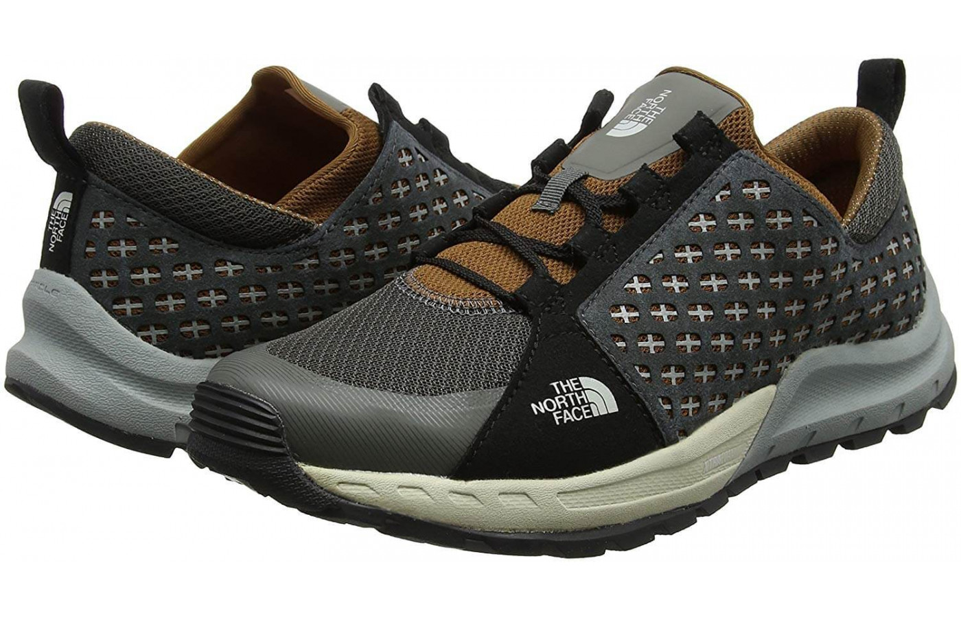 The North Face Mountain Sneaker left right