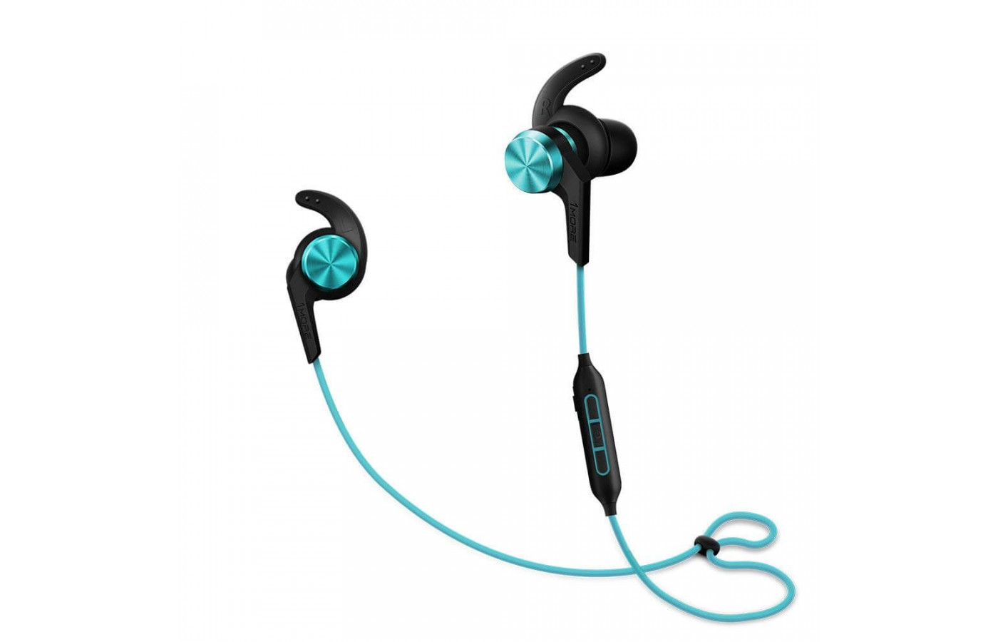 1MORE iBFree in-Ear Earphones Wireless Sport Headphones Bluetooth CSR, IPX 4 Waterproof, Secure Fit in-Line Remote Gym Running Workout