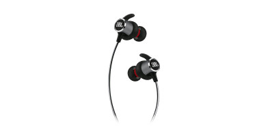 JBL Reflect Mini 2 Wireless in-Ear Sport Headphones with Three-Button Remote and Microphone