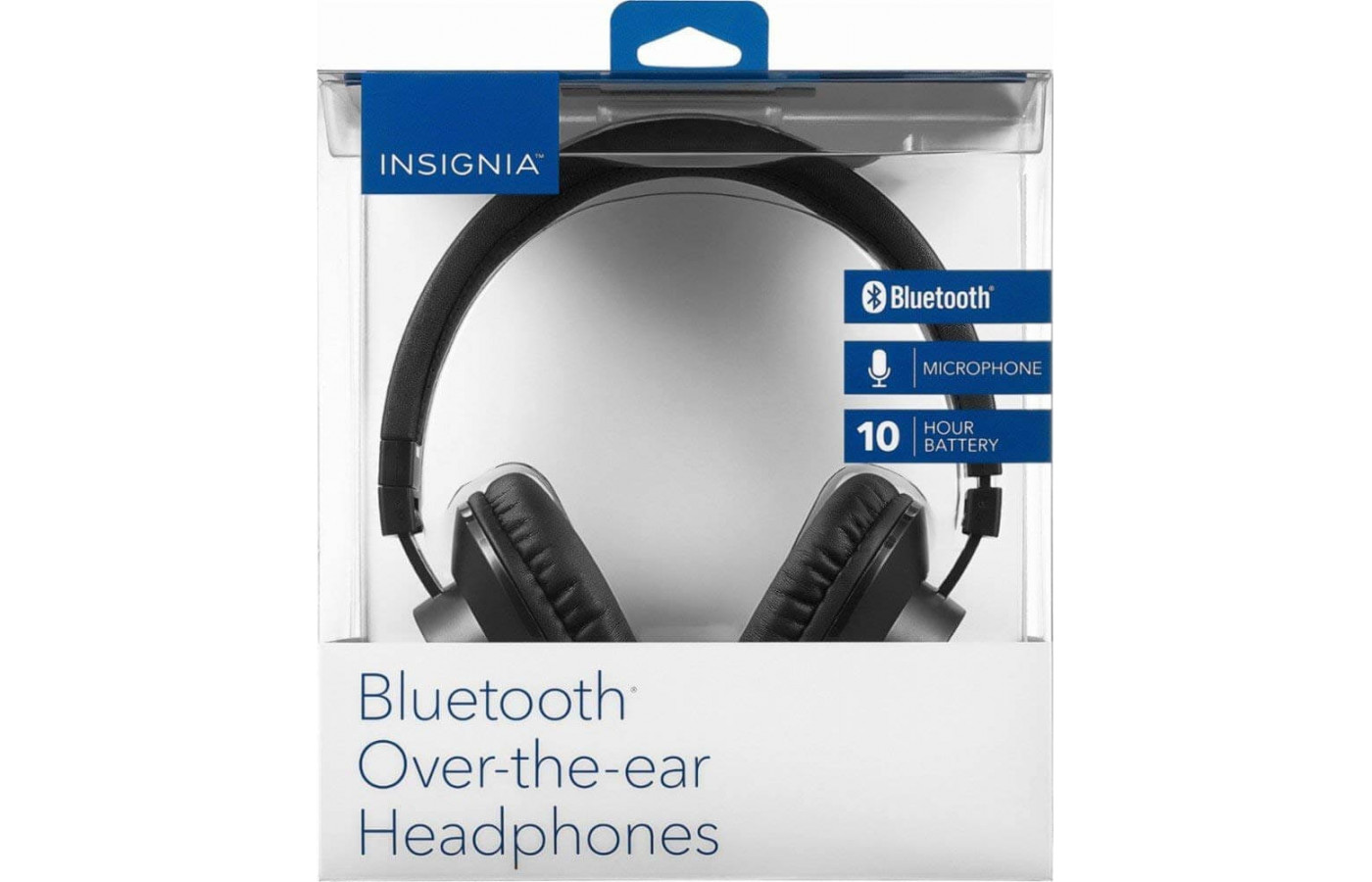Insignia NS-CAHBTOE01 Bluetooth Headphones