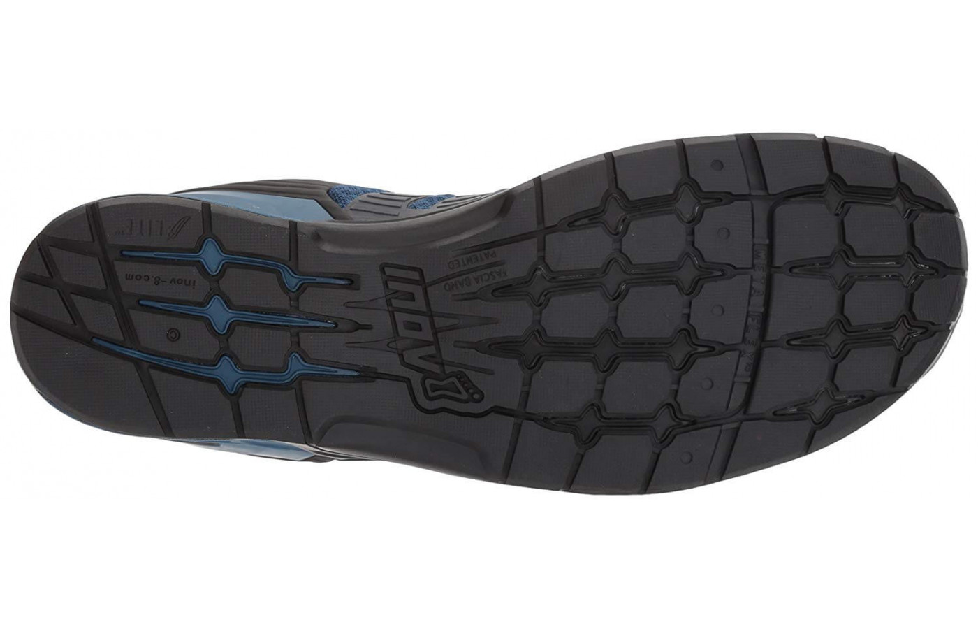 Sticky Grip gives the F-Lite 260 even greater traction