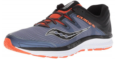 saucony guide iso sneakers