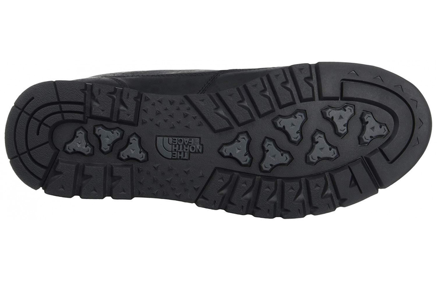 TNF Winter Grip rubber constructs the Back-to-Berkeley Redux's outsole