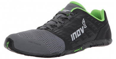 The Inov-8 Bare-XF 210 v2 is a lightweight and stable training shoe.