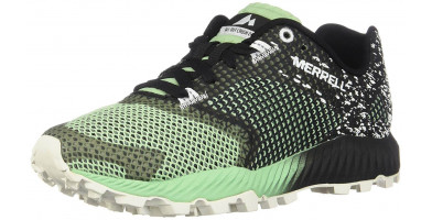 The Merrell All Out Crush 2 is lightweight and comfortable yet highly effective on the trails.