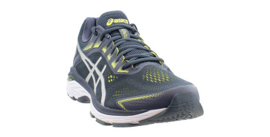 An in depth review of the Asics GT-2000 7 stability road running shoe.