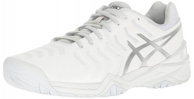 An in depth review of the Asics Gel-Resolution 7 tennis shoe.