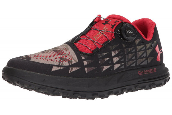 The Fat Tire 3 features a breathable textile upper with an L6 Boa lacing system.