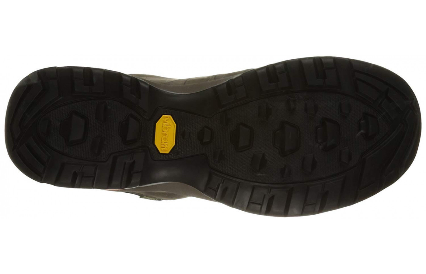 Scarpa relies on Vibram to create the Moraine Plus GTX's outsole