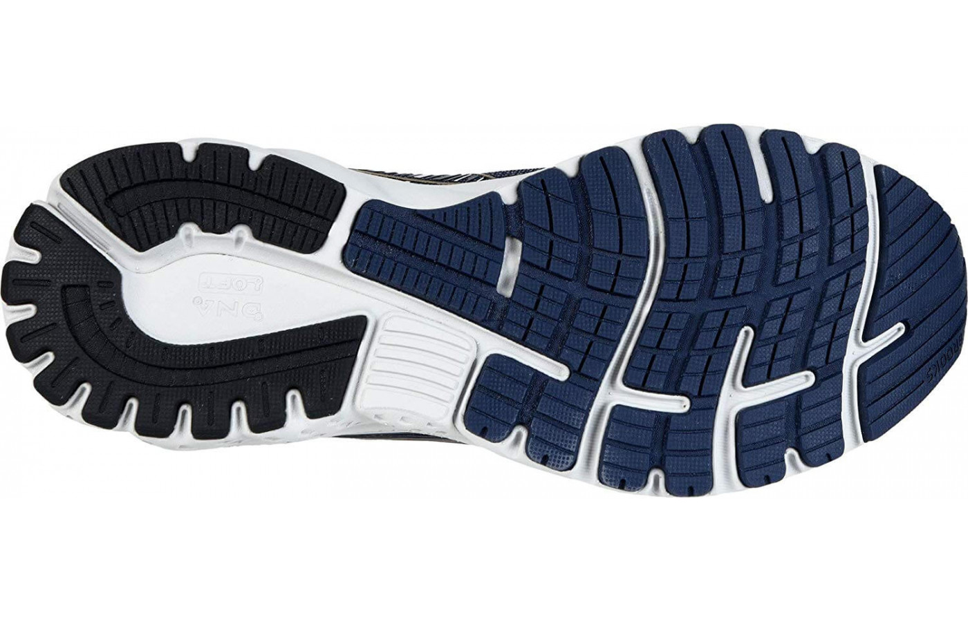 db4d3f1c918 ... Blown rubber makes up the Adrenaline GTS 19 s outsole