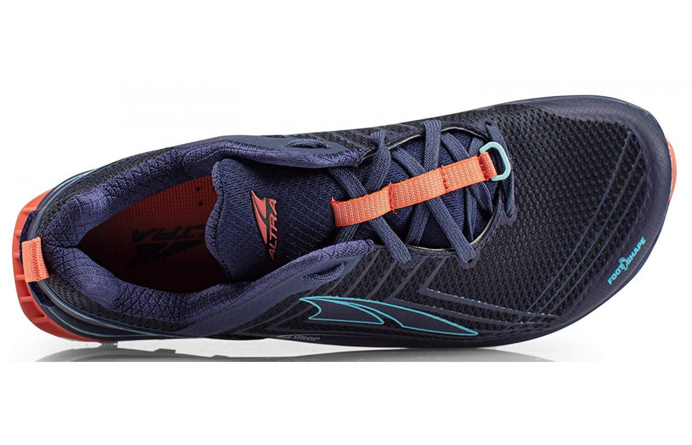 The Timp 1.5's FootShape toe box allows for plenty of toe room and greater stability