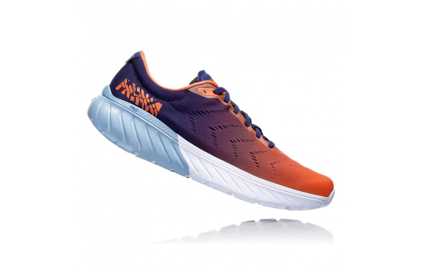 Hoka One One Mach 2 side