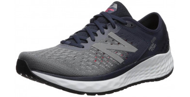 The New Balance 1080 v9 features a newly designed upper with less synthetic overlays and more breathability.