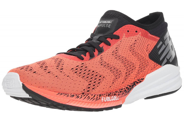 An in depth review of the New Balance FuelCell Impulse responsive running shoe.