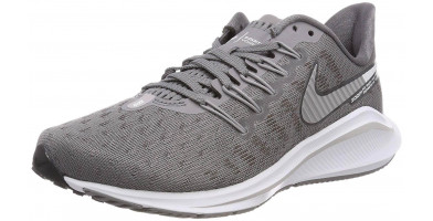 Nike Air Zoom Vomero 14 is newly redesigned with an engineered mesh upper and improved Zoom midsole.