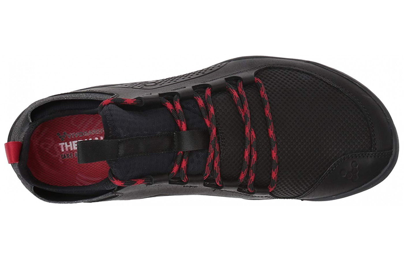 The Primus Trek's removable thermal insole keeps the foot comfortable throughout all seasons