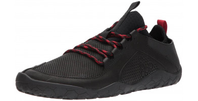 The Vivobarefoot Primus Trek is a hiking shoe with a versatile wear that works in all temperatures.