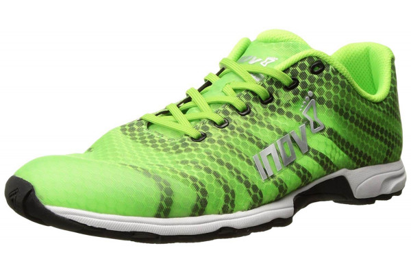 An in depth review of the Inov-8 F-Lite 195 V2 minimalist training shoe.