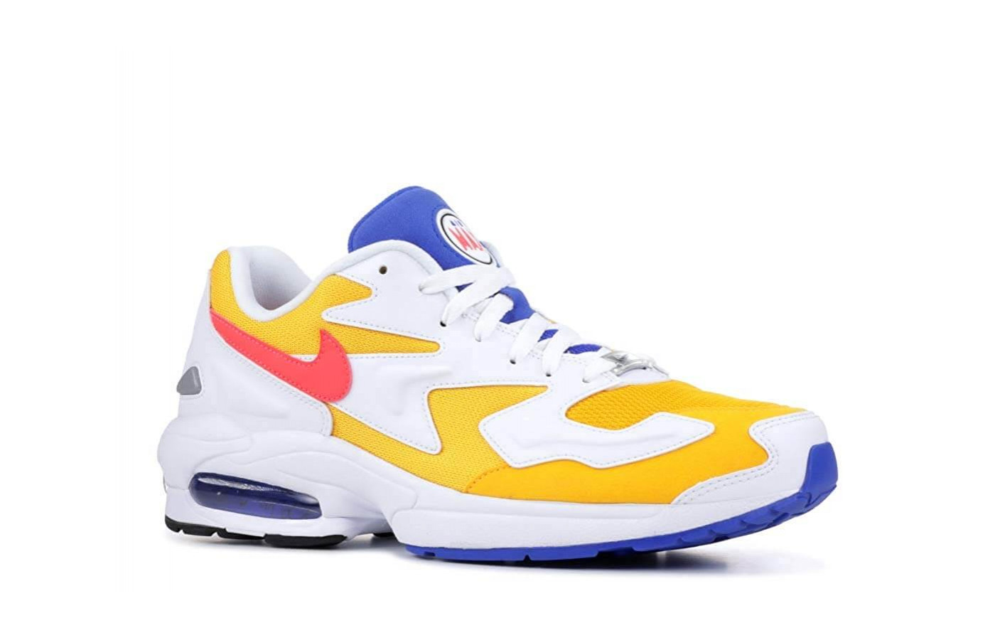 The Air Max2 Light is available in several vibrant color schemes