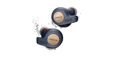 The Jabra Elite Active 65t is meant for those with an active lifestyle.