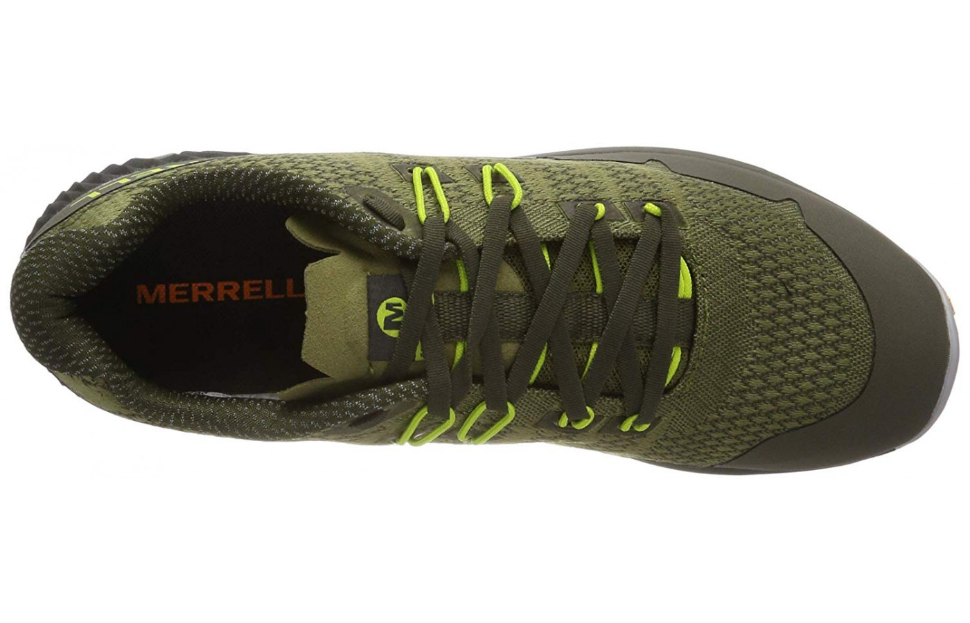 Jacquard mesh forms the Agility Peak Flex 3's upper