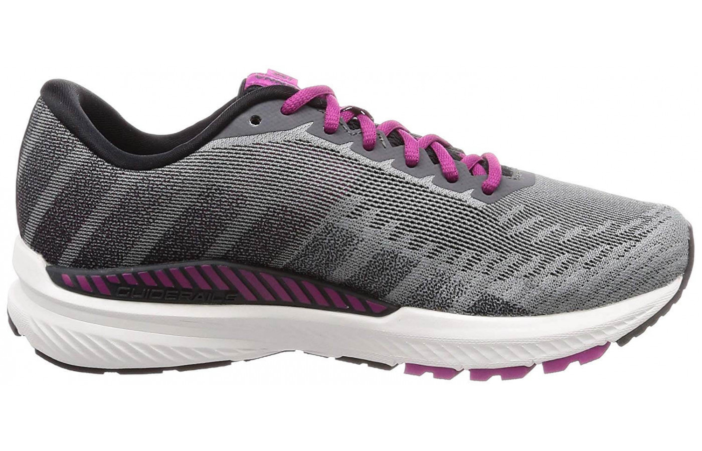 The Ravenna 10's BioMoGo DNA midsole ensures responsive cushioning.
