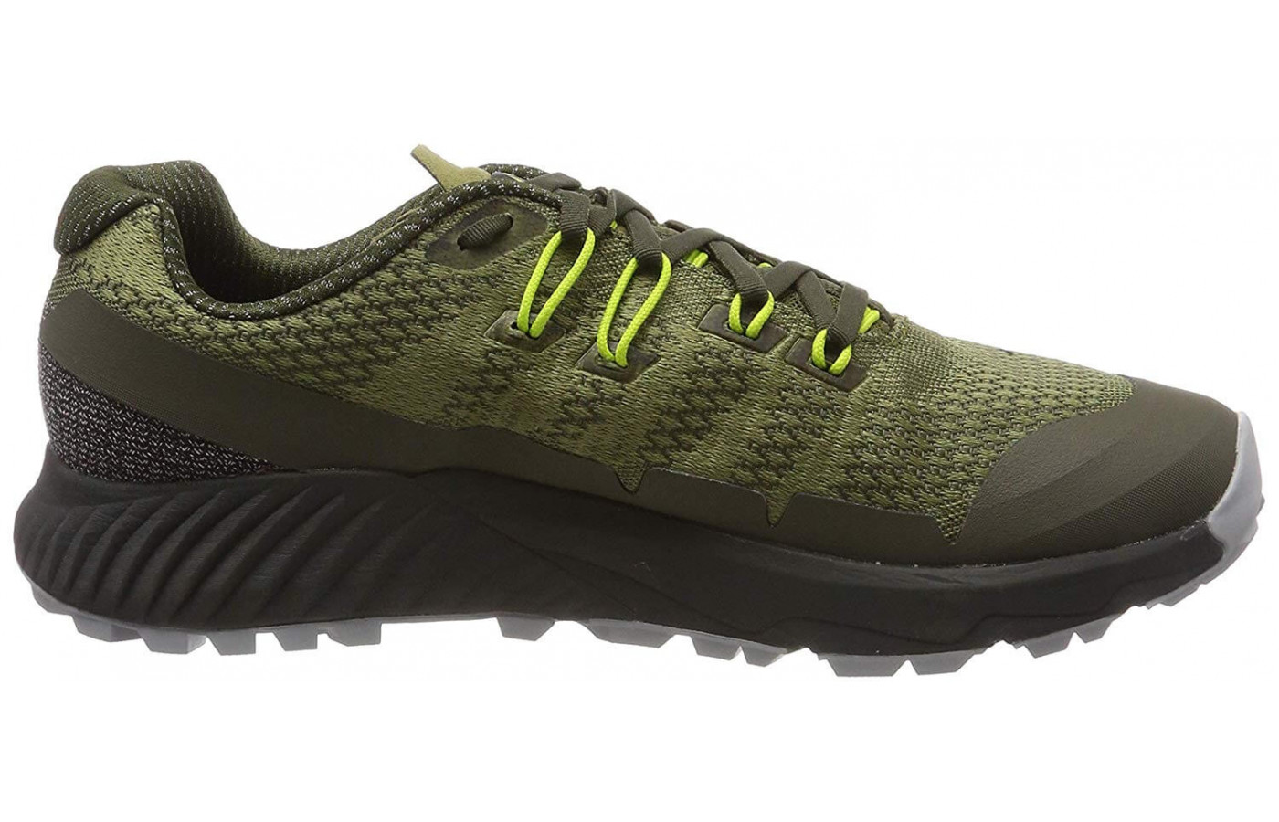The Agility Peak Flex 3 features a compression molded EVA midsole