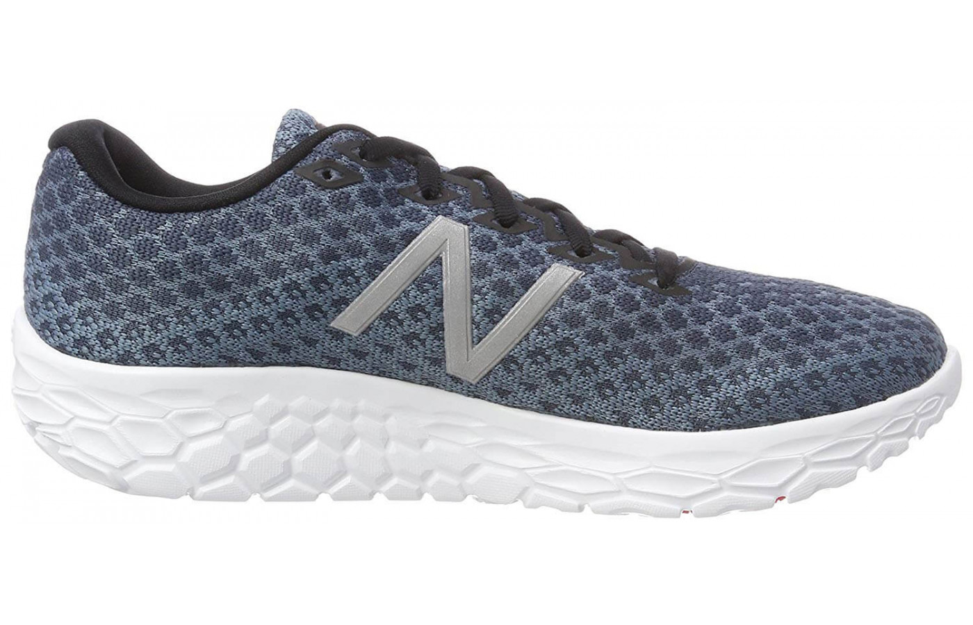 The Fresh Foam midsole provides soft cushioning