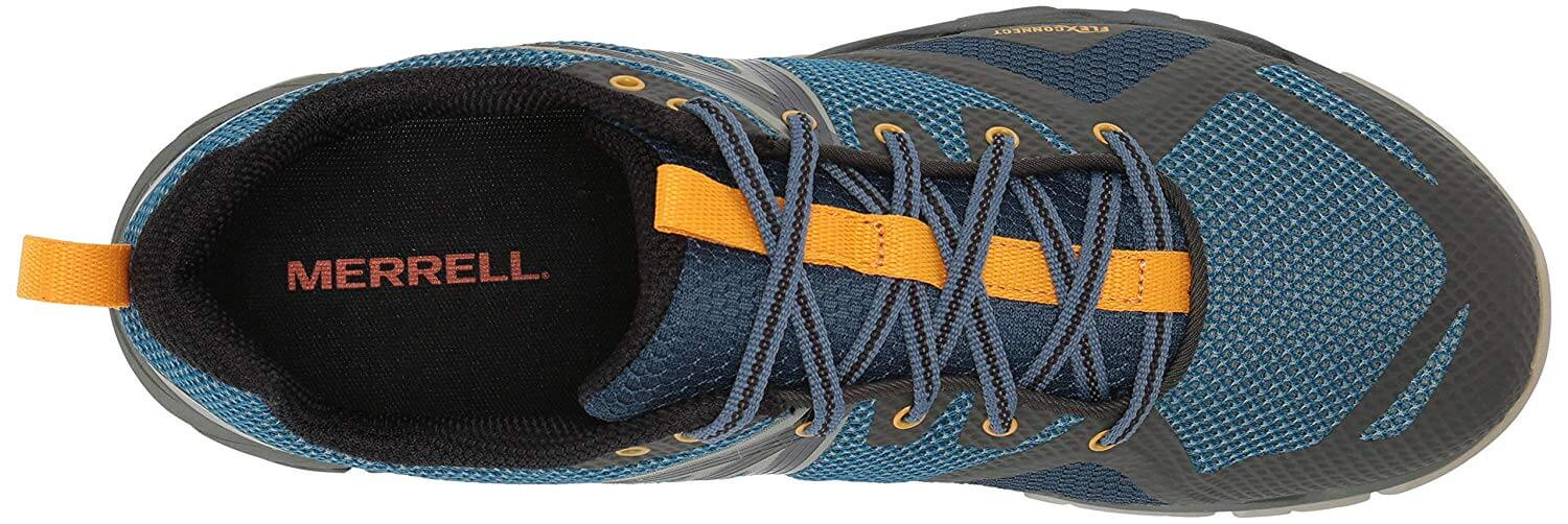 Merrell MQM Ace top lacing system