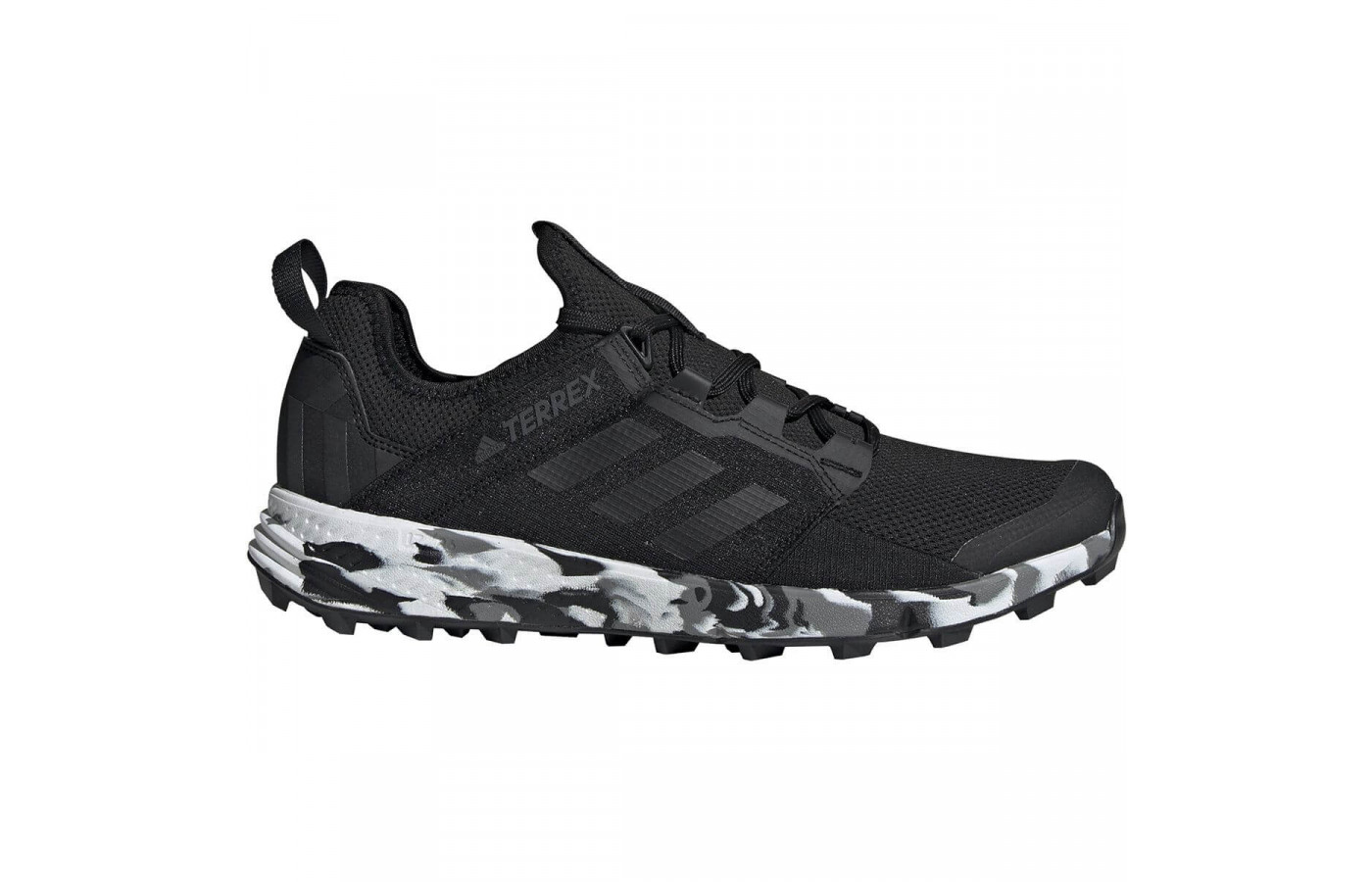 Adidas Outdoor Terrex Agravic Speed Plus side