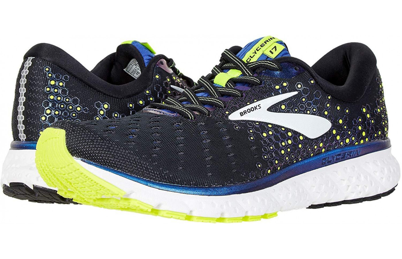 Brooks Glycerin 17 left right