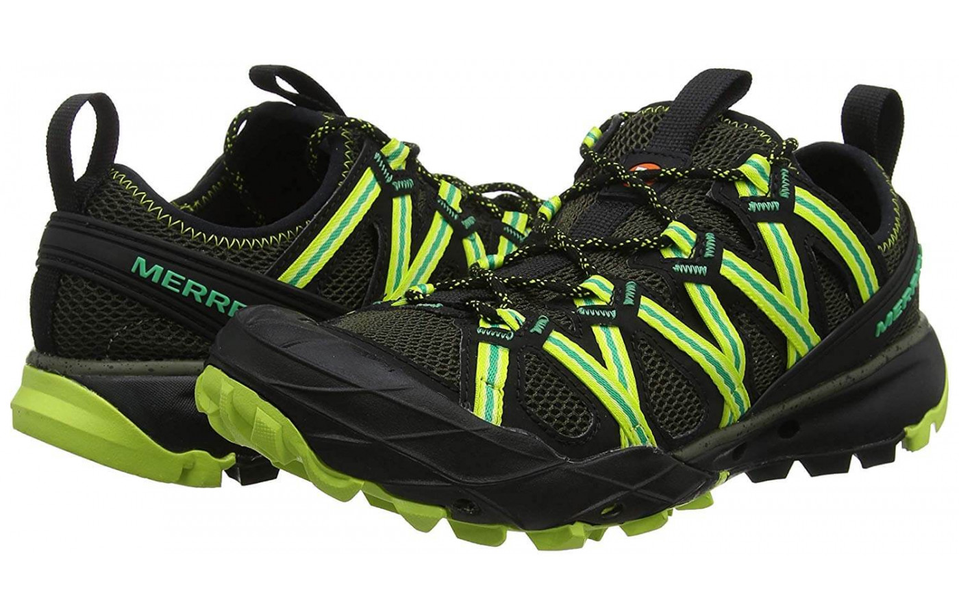 Merrell Choprock left right