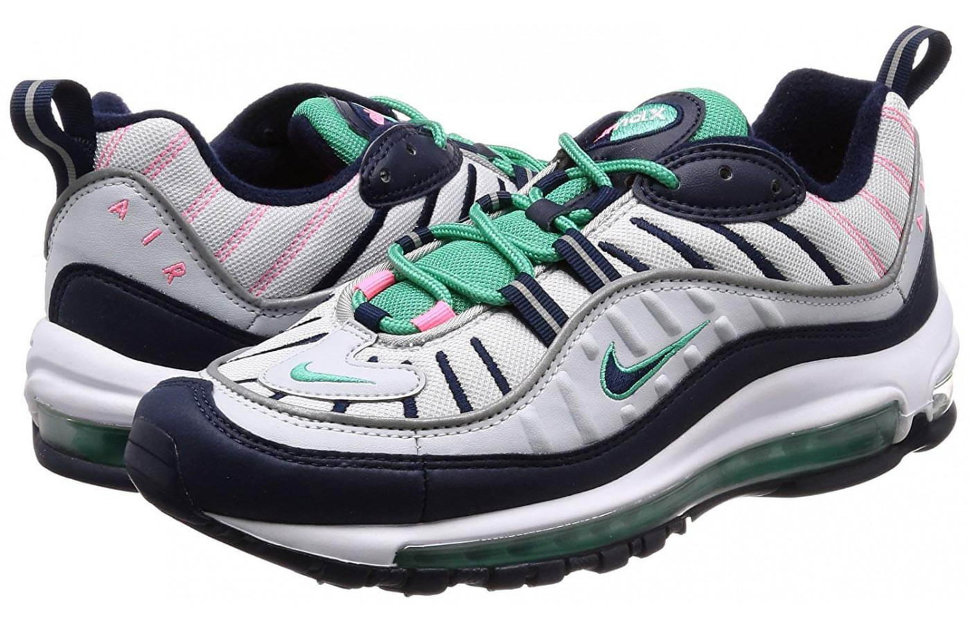 Nike Air Max 98 left right
