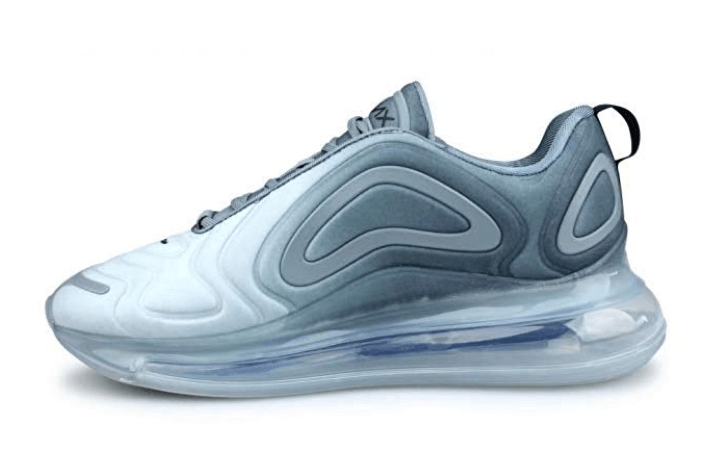 The Air Max 720 offers an incredibly responsive wear.