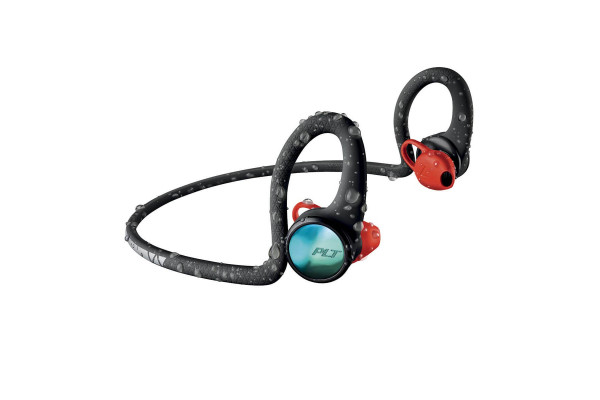 The Plantronics BackBeat Fit 2100 is made for safe training outdoors.